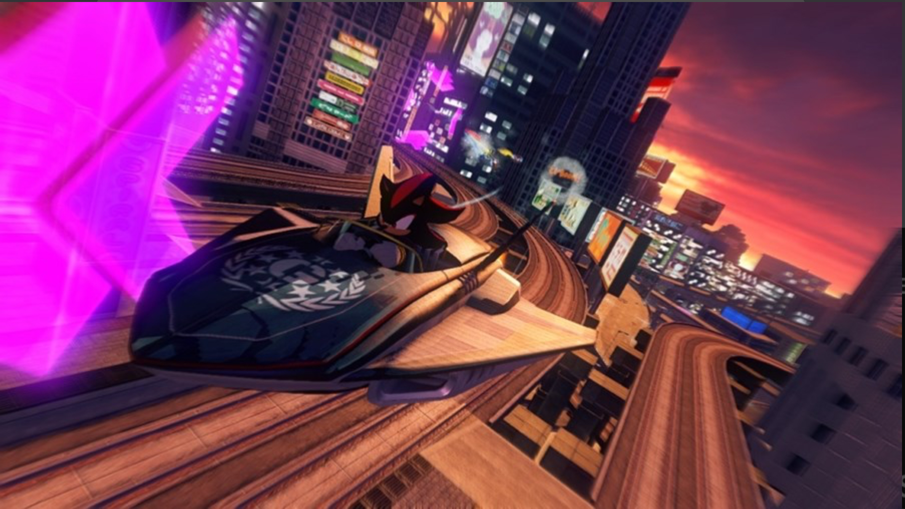 Kirk Thornton in Sonic & All-Stars Racing Transformed (2012)