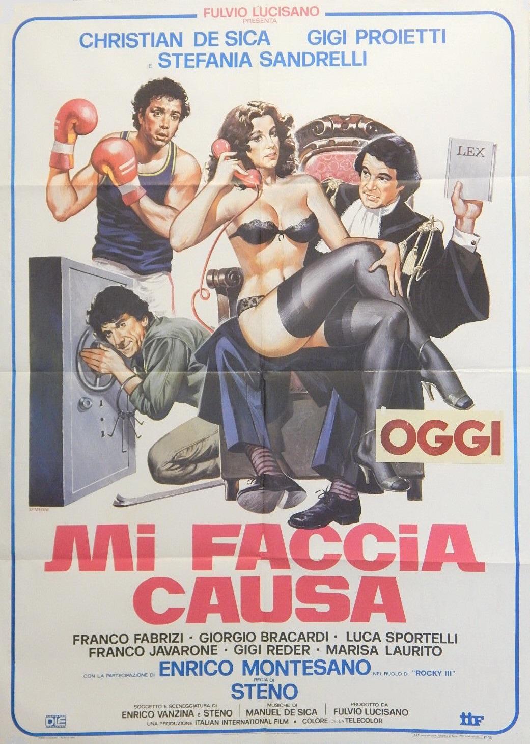 Mi faccia causa (1984)