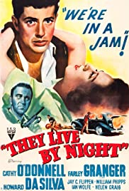 They Live by Night (1948) Poster - Movie Forum, Cast, Reviews