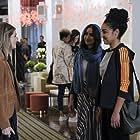 Aisha Dee, Meghann Fahy, and Nikohl Boosheri in The Bold Type (2017)