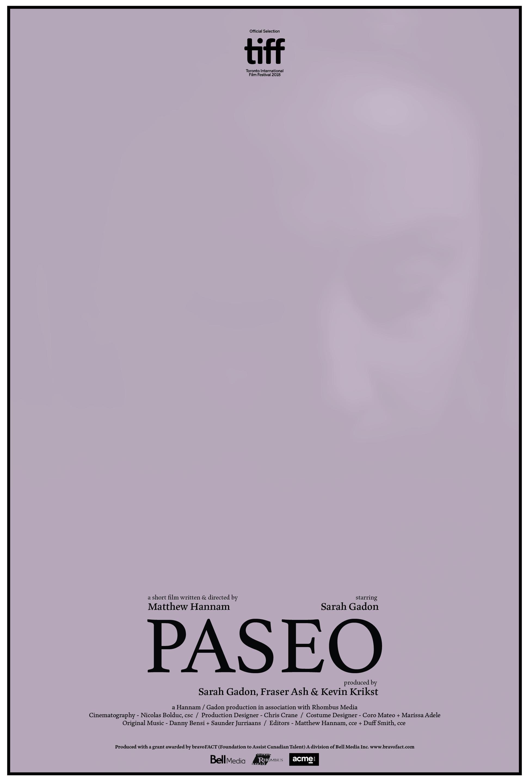 Paseo (2018)