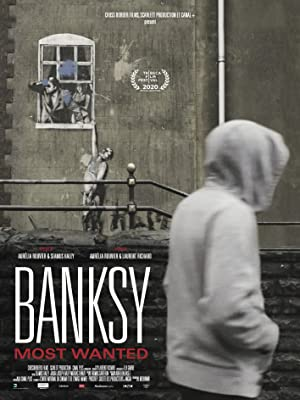 Banksy Most Wanted film Poster