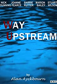 Way Upstream Poster