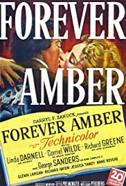 Forever Amber (1947) Poster - Movie Forum, Cast, Reviews