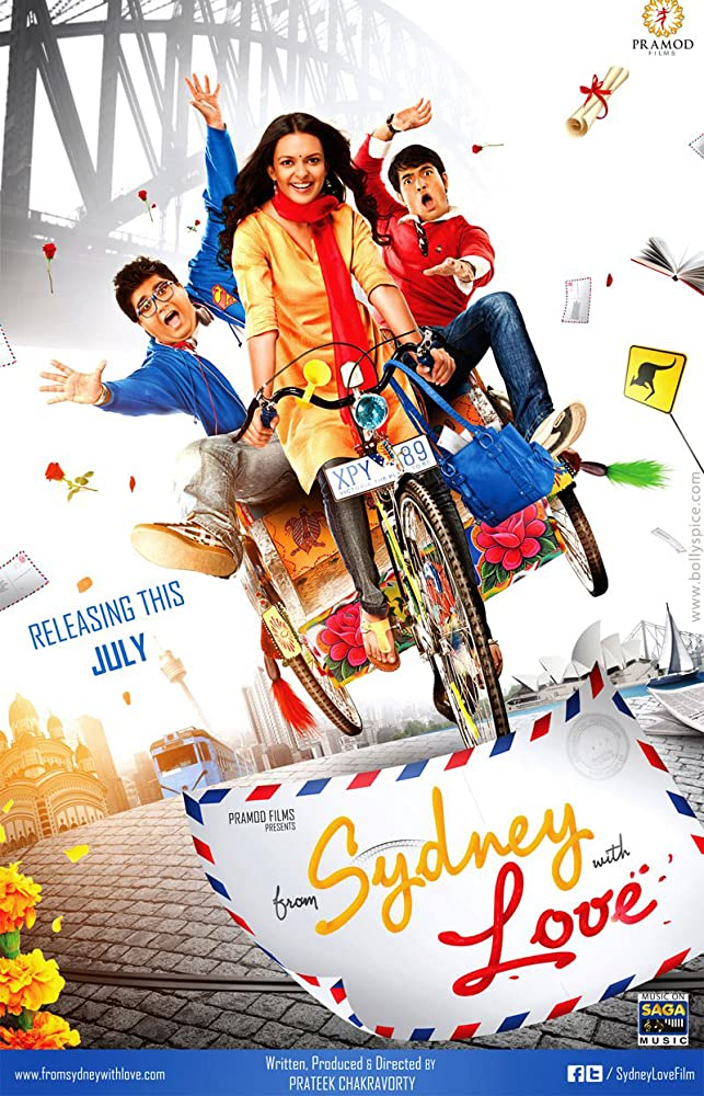 From Sydney with Love (2012) Hindi