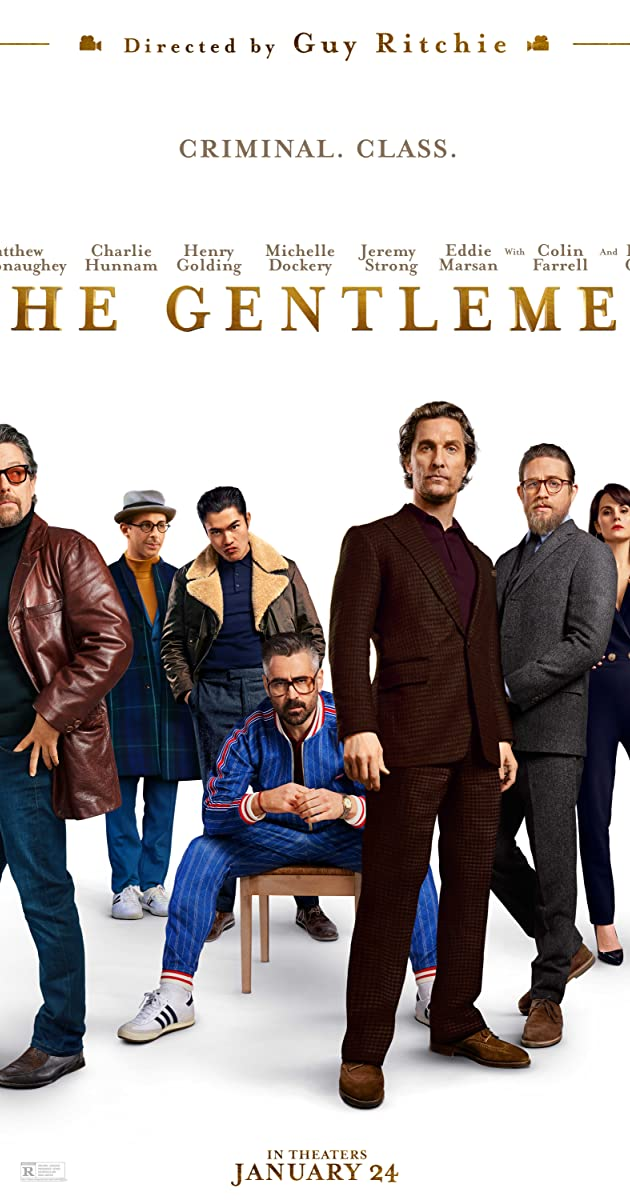 The Gentlemen (2019) [1080p] [BluRay] [5.1] [YTS.MX]