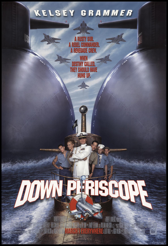 Nuleist periskopą! / Down Periscope filmas online nemokamai