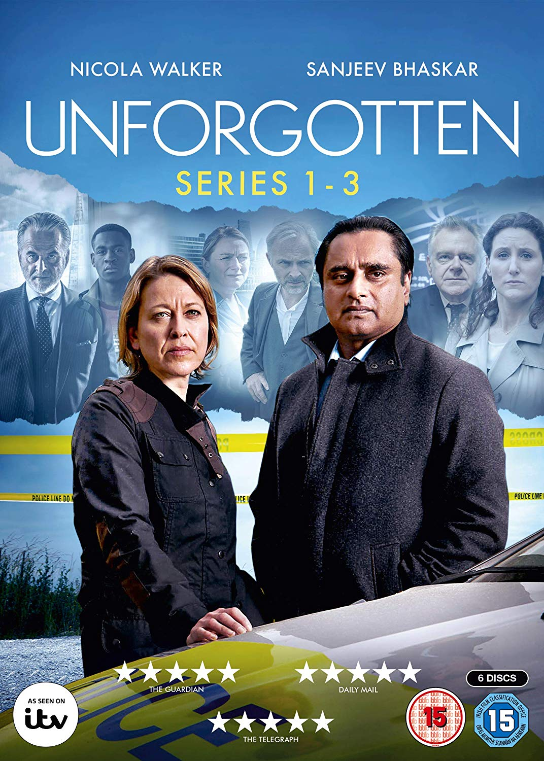Unforgotten Tv Series 2015 Imdb