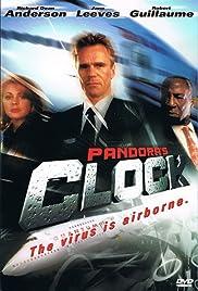 Pandora's Clock Poster