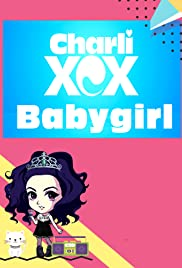 Charli XCX: Babygirl Lyric Video Poster