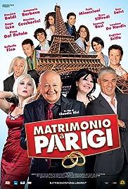 Matrimonio a Parigi Poster