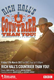 Rich Hall's Countrier Than You Poster