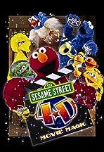 Sesame Street 4-D