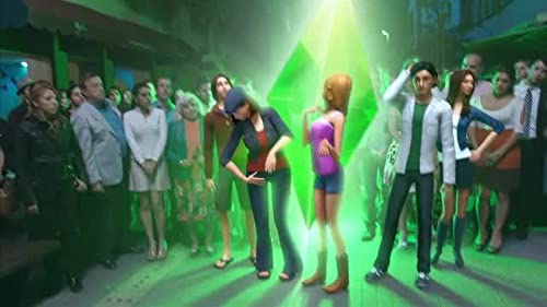 Sims 4 (Arrive Trailer)
