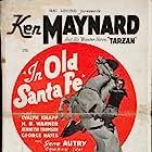 Ken Maynard and Tarzan in In Old Santa Fe (1934)