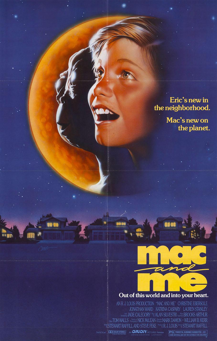 Mac and Me (1988) - IMDb