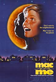 Mac and Me (1988) Poster - Movie Forum, Cast, Reviews
