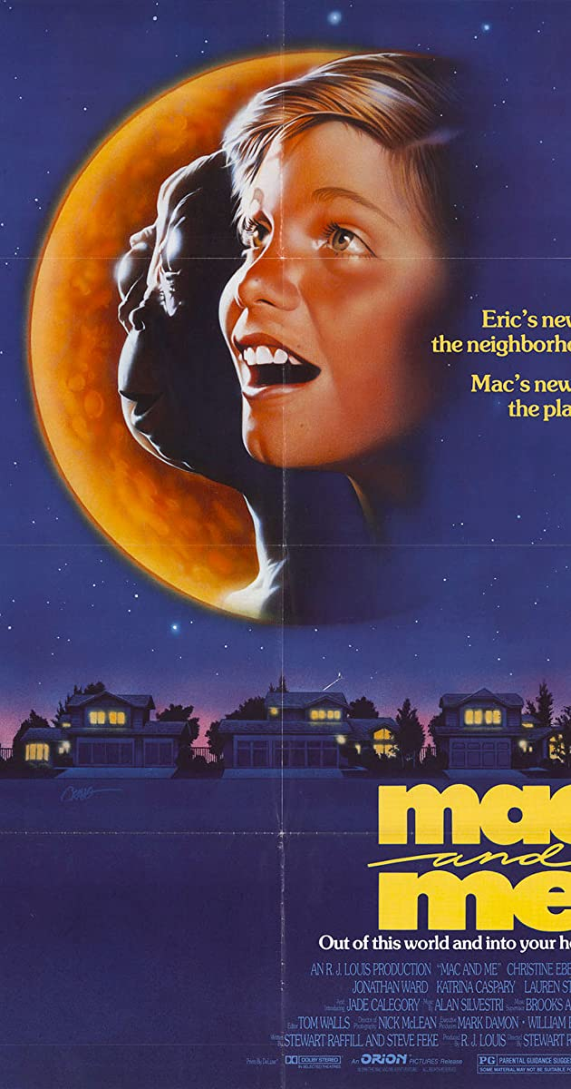 Subtitle of Mac and Me