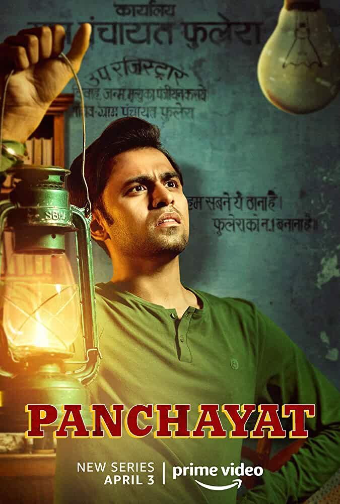 Panchayat (2020) WebSeries 480p 720p