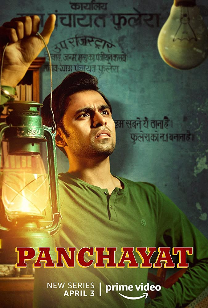 Panchayat 2020 S01 Hindi Complete AMZN Web Series 800MB HDRip Download