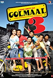 Golmaal 3 (2010) Poster - Movie Forum, Cast, Reviews