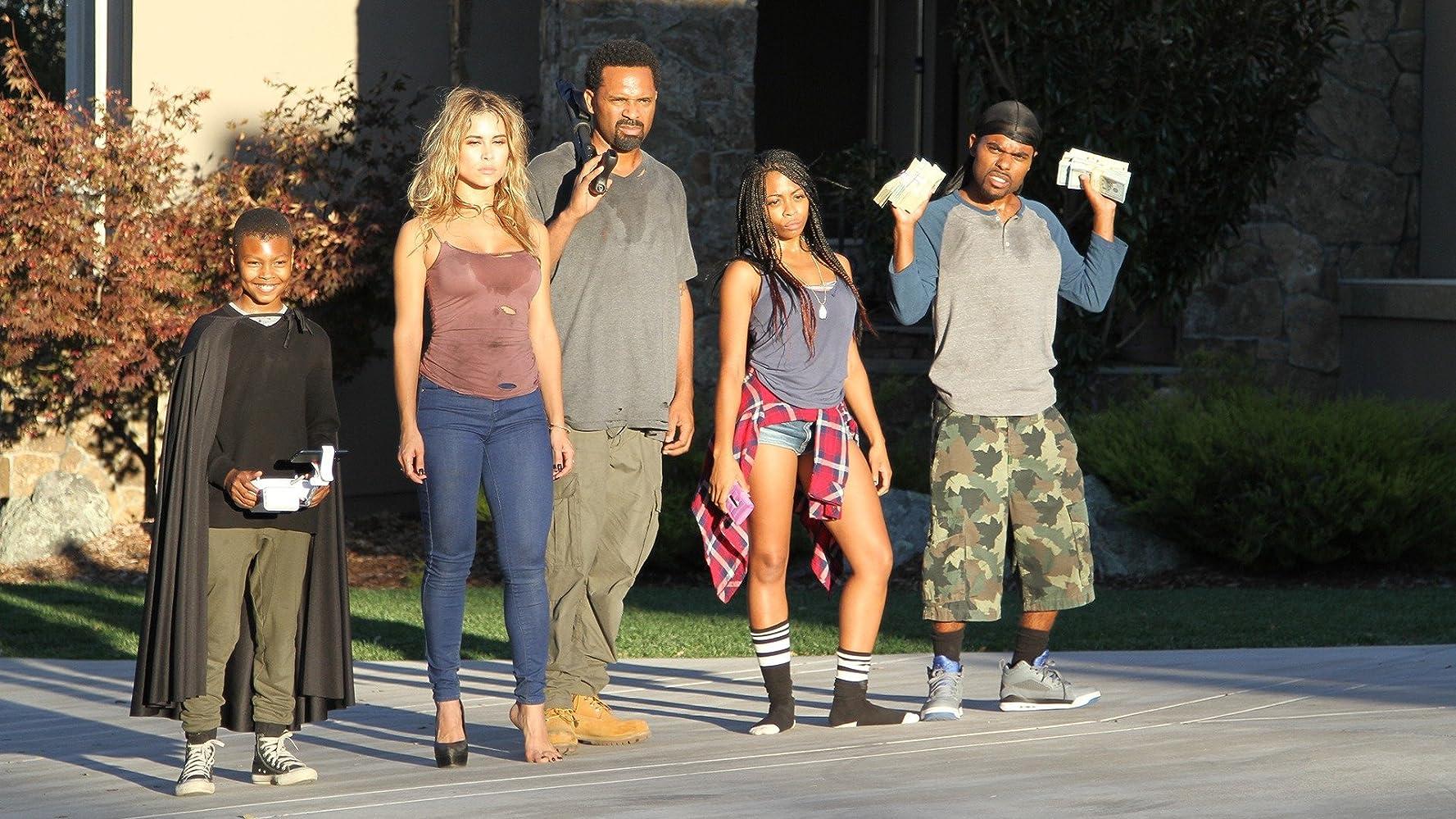 Uma noite com a família Blacks - Netflix