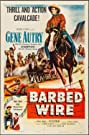 Barbed Wire (1952) Poster