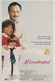 Gene Hackman, Henry Thomas, and Huckleberry Fox in Misunderstood (1984)
