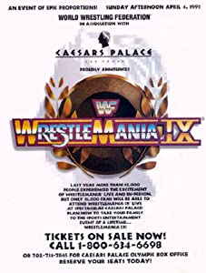 Adult downloading free movie WrestleMania IX [640x360]