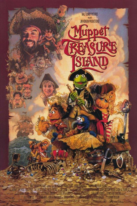 muppet treasure island 1996 imdb