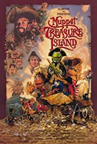 Tim Curry and Kevin Bishop in Muppet Treasure Island (1996)