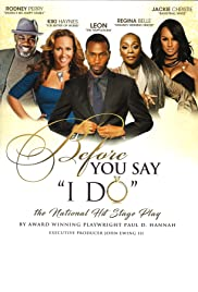Before You Say I Do Live!