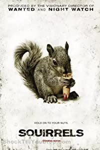 English movies released in 2016 free download Squirrels by Todd Verow [iPad]