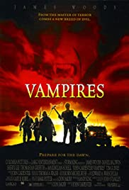 Film Vampires Streaming Complet - Jack Crow est un chasseur de vampires. Apres avoir vu ses parents succomber aux dents...