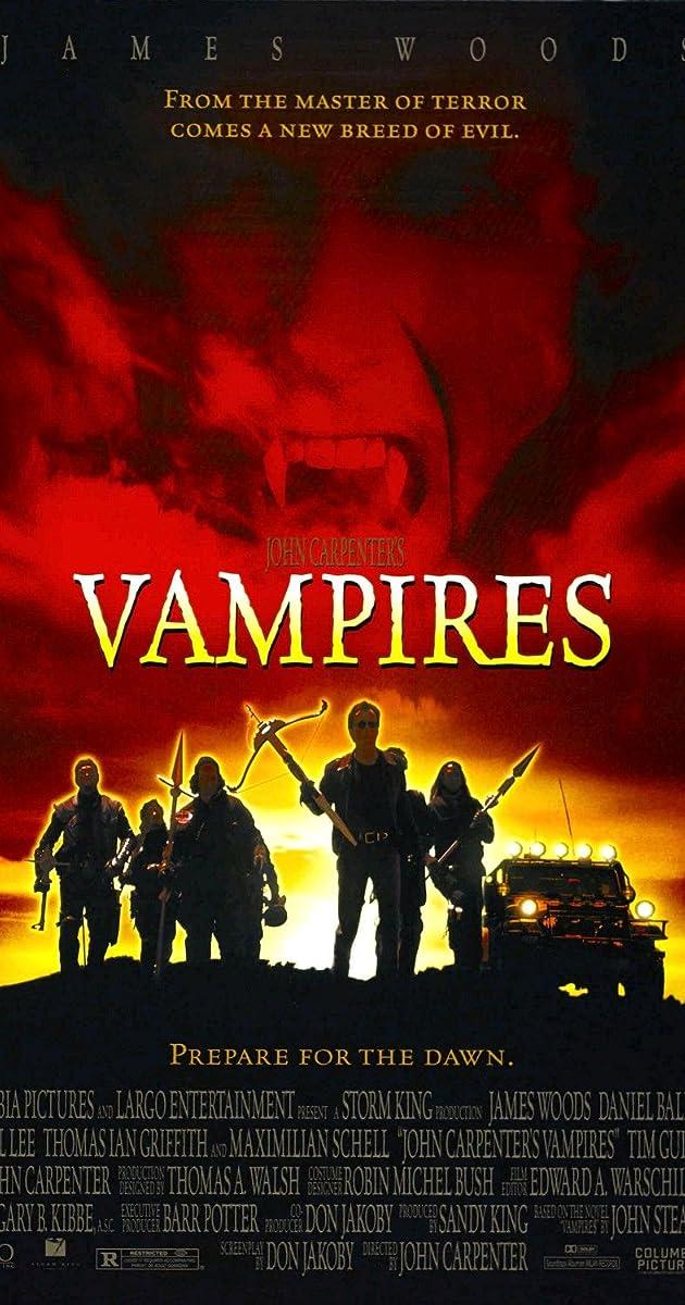 Subtitle of Vampires