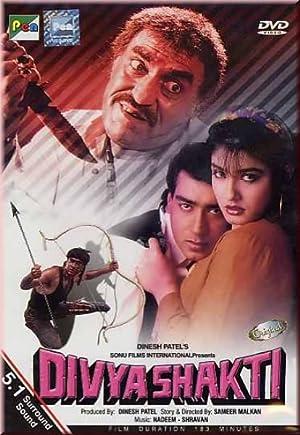 Raveena Tandon Divya Shakti Movie