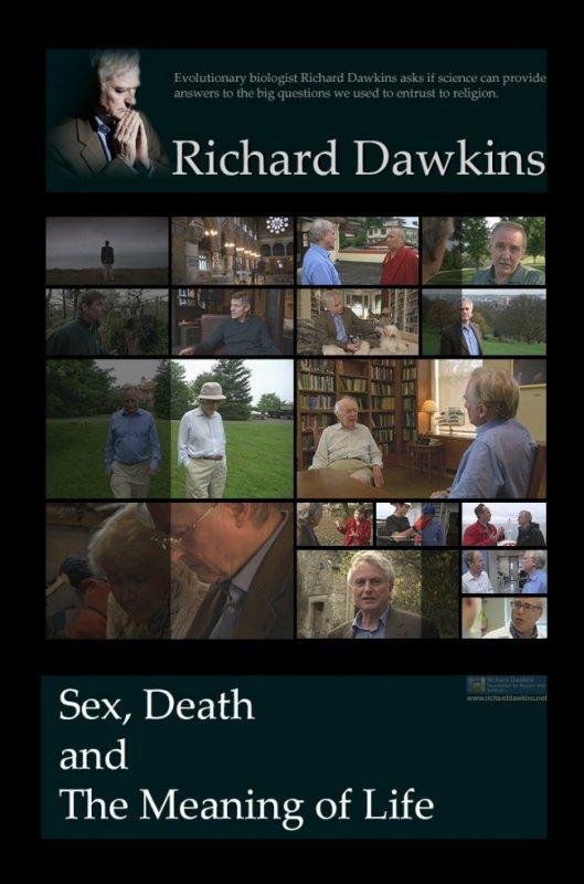 دانلود زیرنویس فارسی سریال Dawkins: Sex, Death and the Meaning of Life