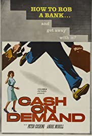 Cash on Demand Poster