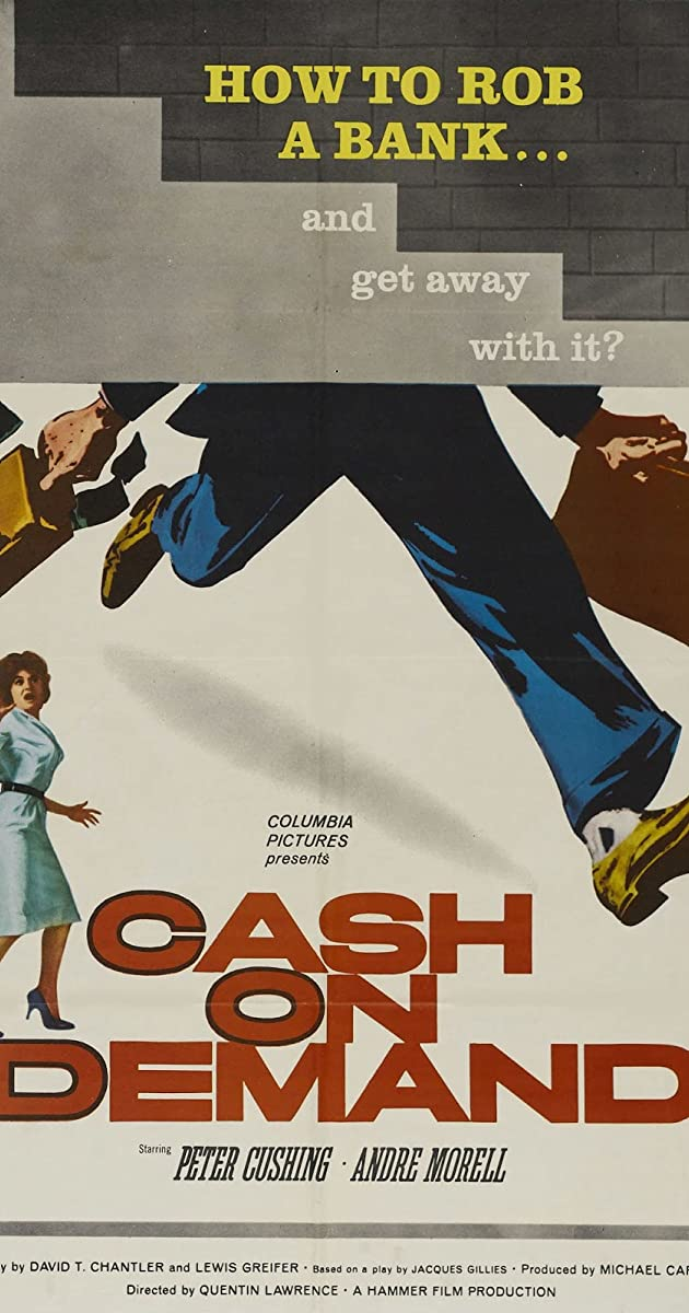 Cash on Demand (1961) Subtitles