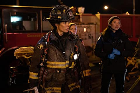 Chicago Fire 8×11 – Donde terminamos