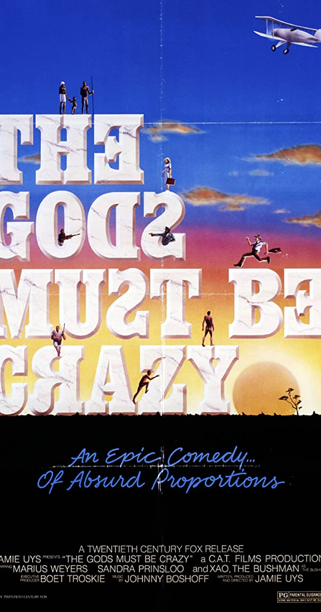 Play or Watch Movies for free The Gods Must Be Crazy (1980)