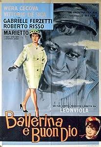 Movie quick download Ballerina e Buon Dio by none [BluRay]