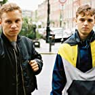 Dean-Charles Chapman and Finn Cole in Here Are the Young Men (2020)