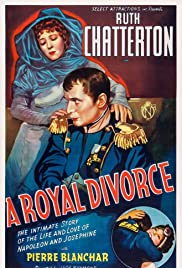 A Royal Divorce Poster