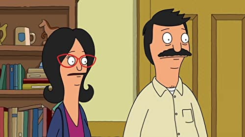 Bob's Burgers: Jen Comes Over To Babysit