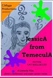 JessicA from TemeculA Poster