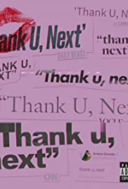 Ariana Grande: Thank U, Next Poster