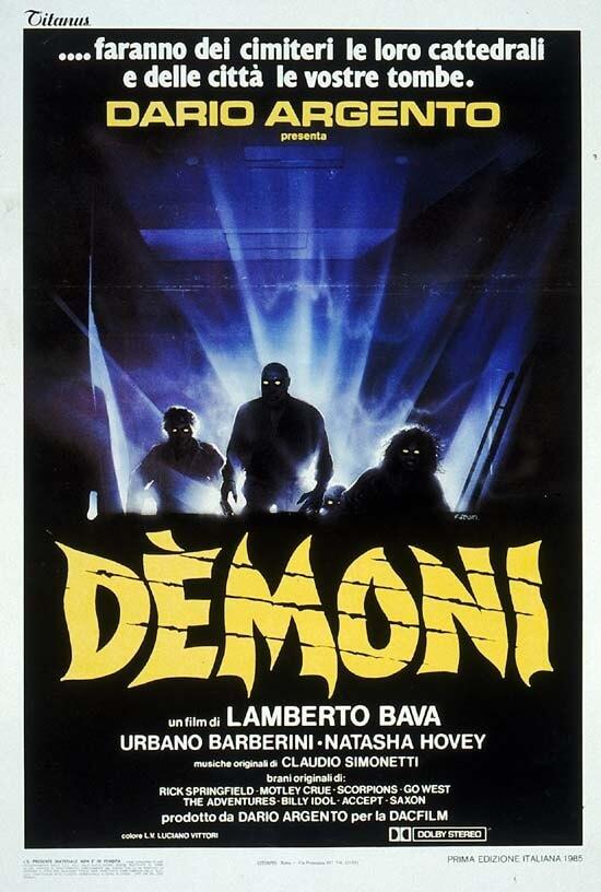 DEMONAI (1985) / DEMONS online