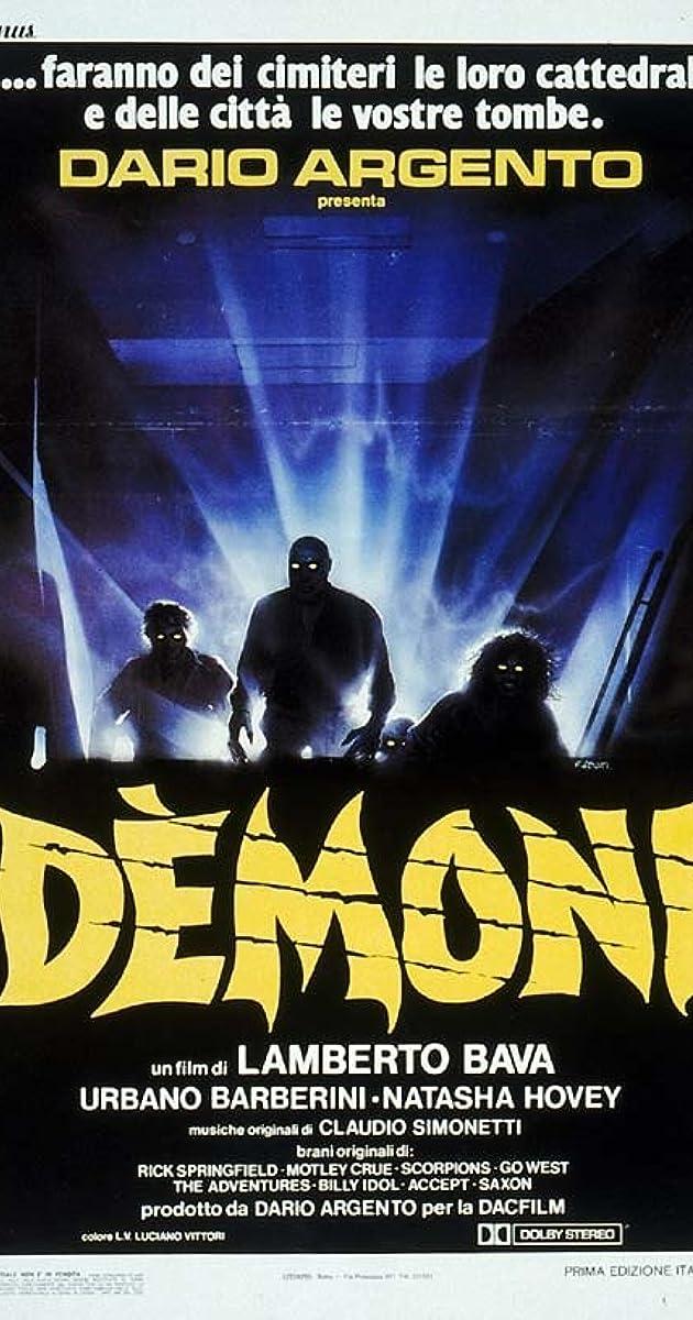 Demons (1985) - IMDb