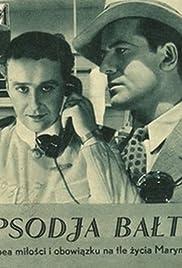 Rapsodia Baltyku Poster
